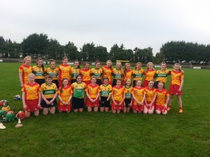 Photo Camogie Under 16