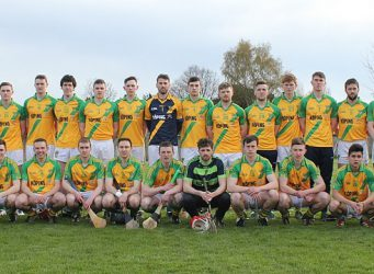 Senior Team Photo