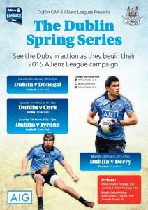 Spring Series Poster