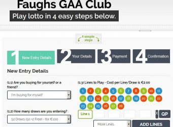 Play Lotto Online Now